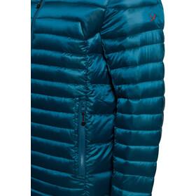 Y by Nordisk Mirage Kurtka puchowa z mikrokomorami Mężczyźni, alpine blue